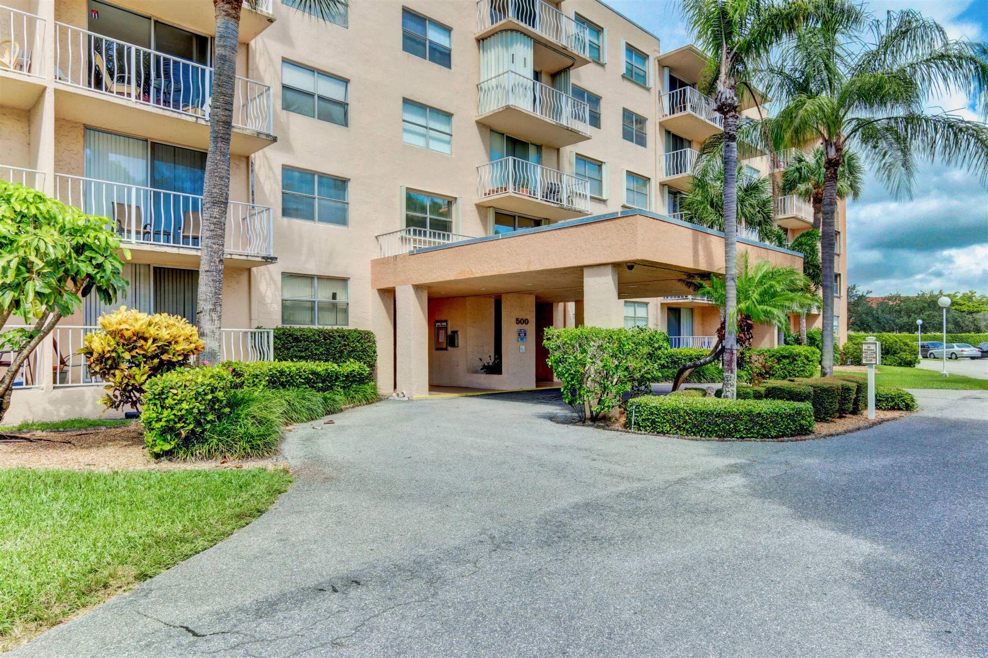 500 Executive Center Drive #5l, West Palm Beach, FL 33401 - MLS#: RX-10747164