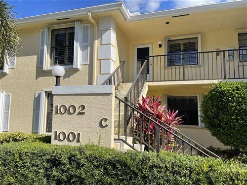 Photo of 1002 Keystone Drive #C, Jupiter, FL 33458 (MLS # RX-10706165)
