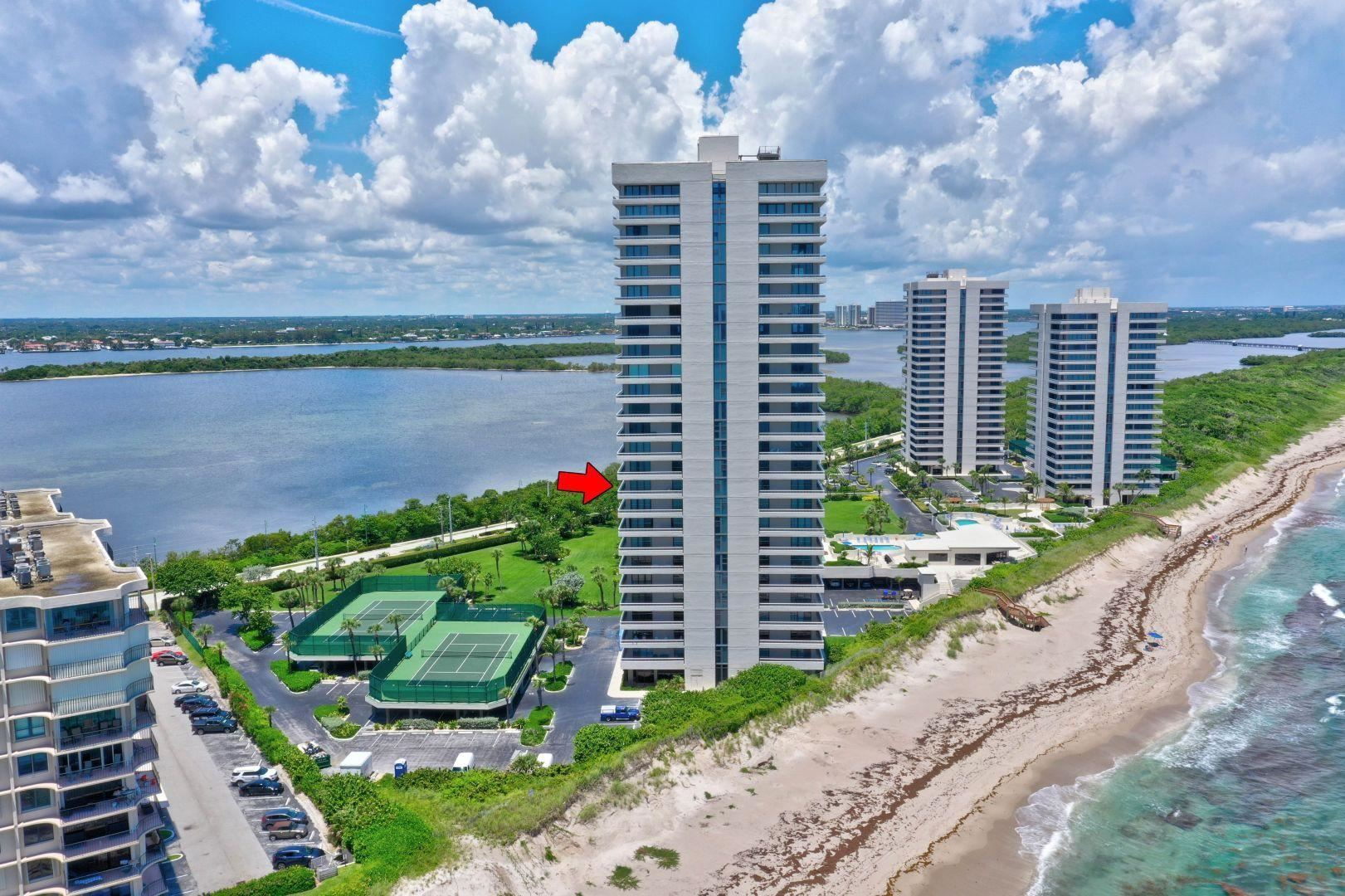 Photo of 5510 N Ocean Drive #11b, Riviera Beach, FL 33404 (MLS # RX-10628165)