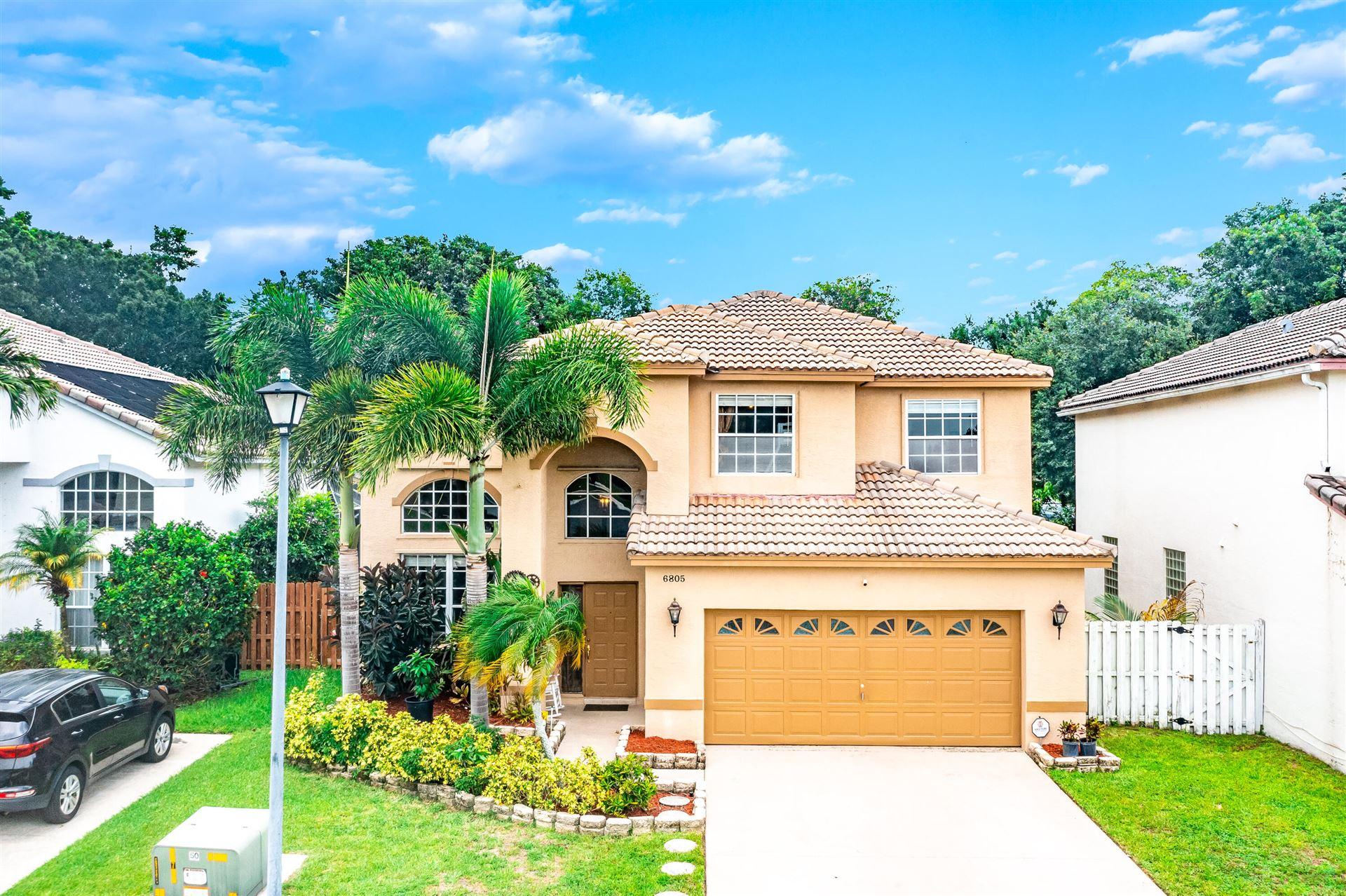 6805 Coral Reef Street, Lake Worth, FL 33467 - MLS#: RX-10729165