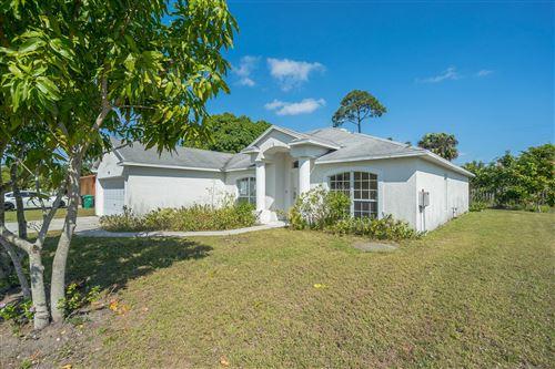 Photo of 971 SW Dalton Avenue, Saint Lucie West, FL 34953 (MLS # RX-10609166)