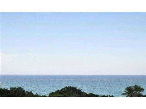 Photo of 3740 S Ocean Boulevard #602, Highland Beach, FL 33487 (MLS # RX-10691166)