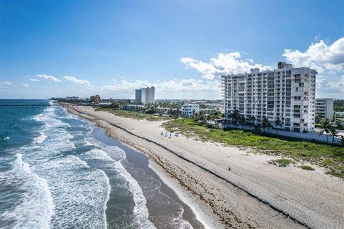 Photo of 3000 S Ocean Boulevard #601, Boca Raton, FL 33432 (MLS # RX-10754166)