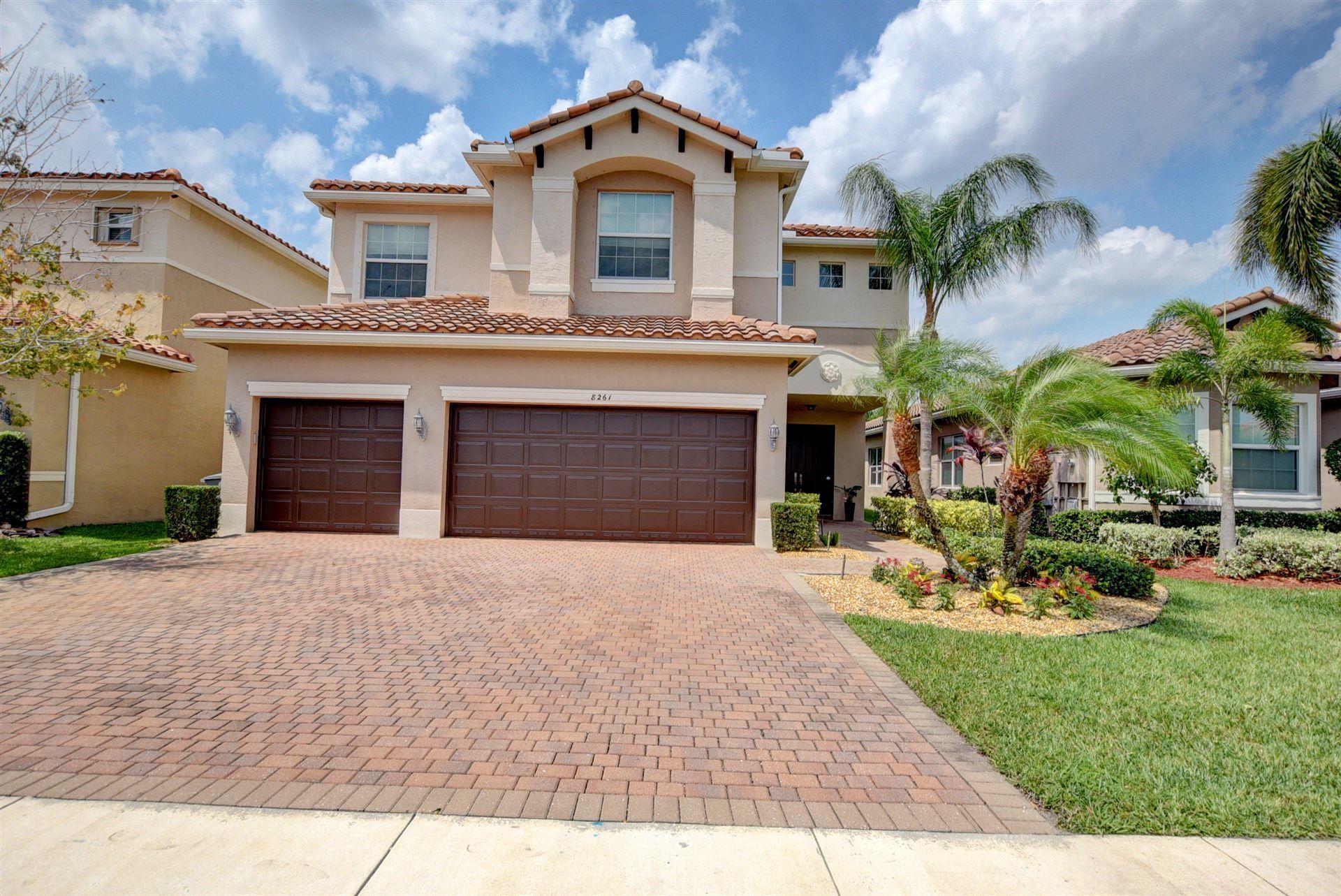 8261 Savara Streams Lane, Boynton Beach, FL 33473 - MLS#: RX-10617166