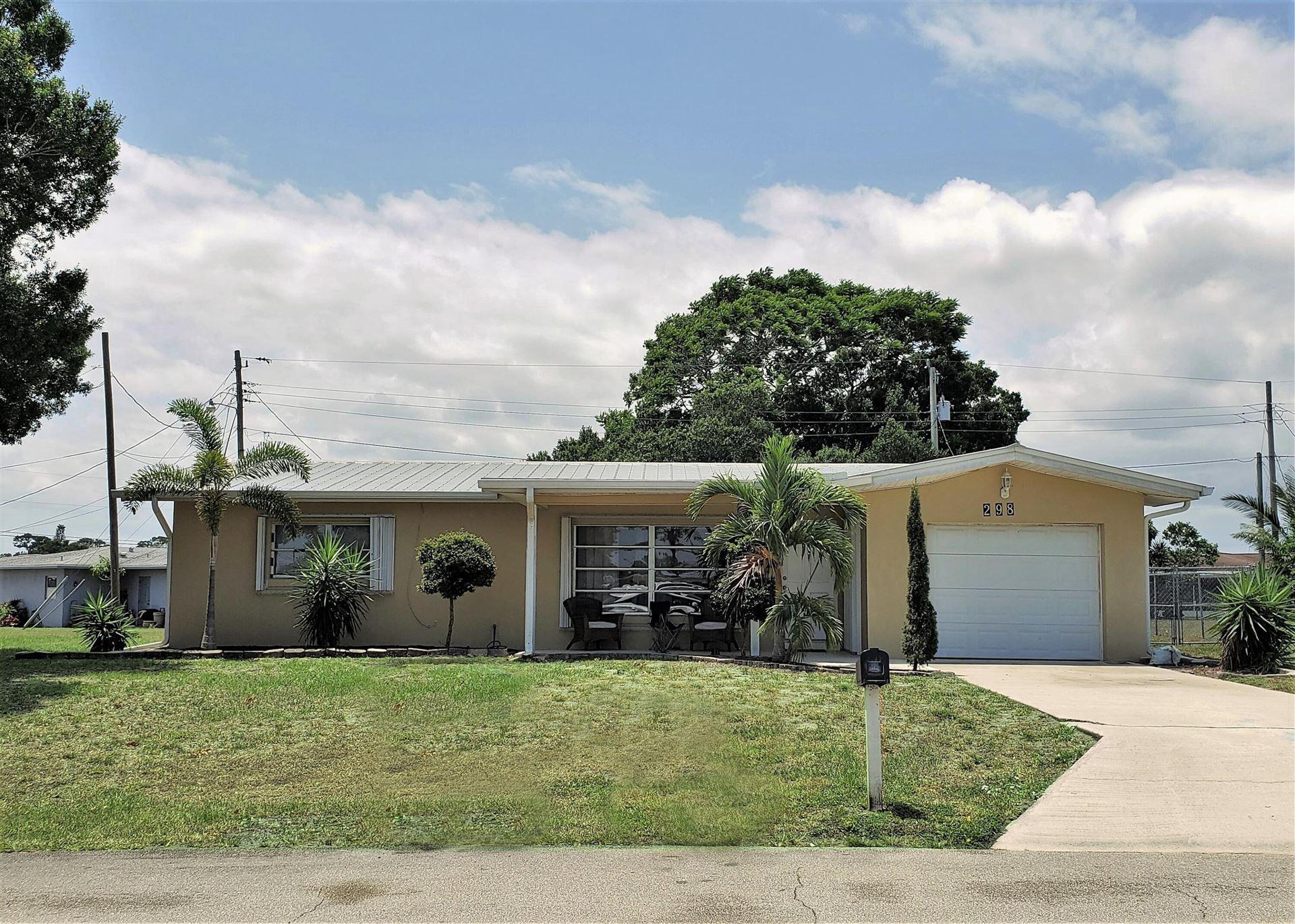 298 Bay Street, Port Saint Lucie, FL 34952 - #: RX-10718166