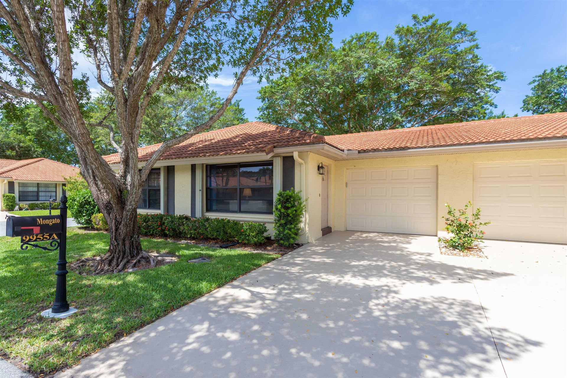 9955 Pyracantha Tree Terrace #A, Boynton Beach, FL 33436 - MLS#: RX-10732166
