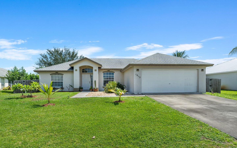 1813 SE Camilo Street, Port Saint Lucie, FL 34952 - #: RX-10745166