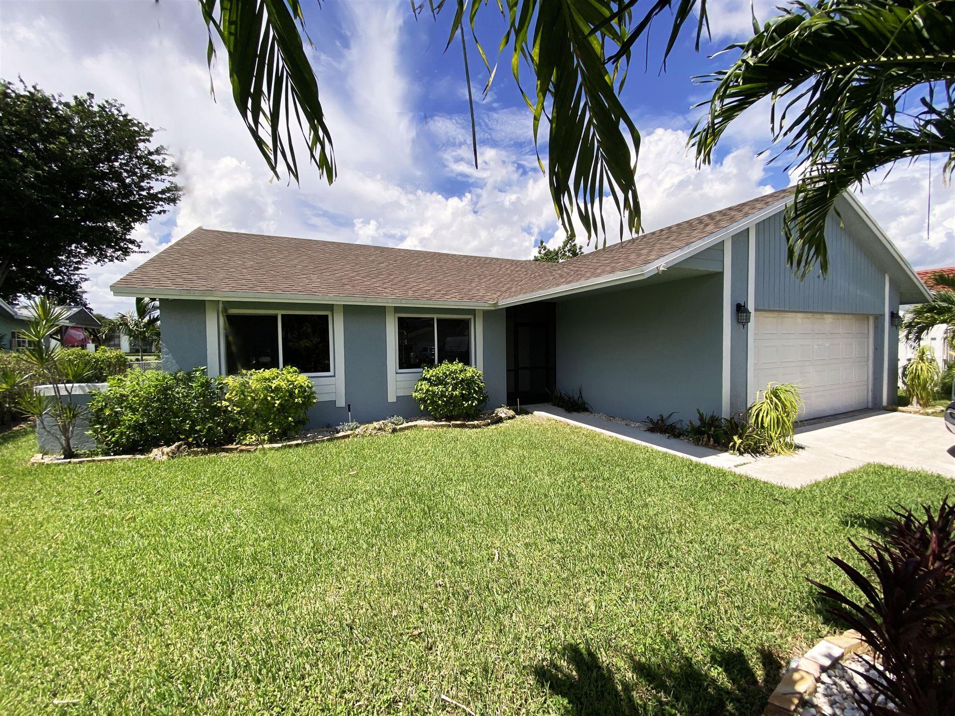 23251 SW 61st Avenue SW, Boca Raton, FL 33428 - MLS#: RX-10747166