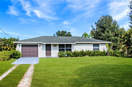 Photo of 15465 San Diego Drive, Loxahatchee Groves, FL 33470 (MLS # RX-10584167)