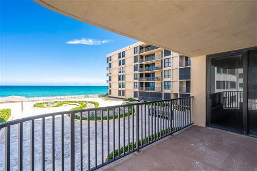 Foto de inmueble con direccion 3610 S Ocean Boulevard #211 South Palm Beach FL 33480 con MLS RX-10648167