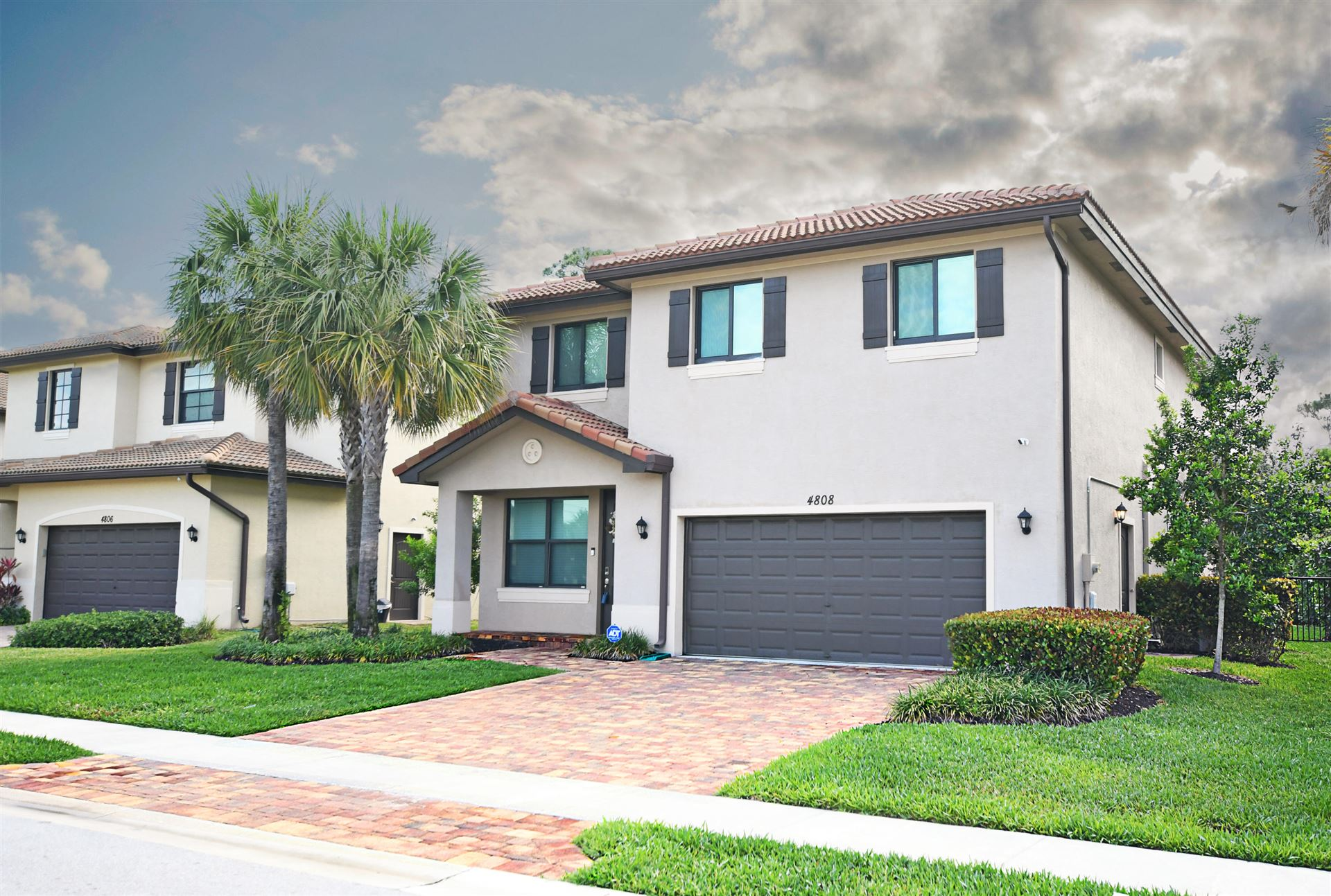 4808 Conifer Court, Lake Worth, FL 33463 - #: RX-10634167