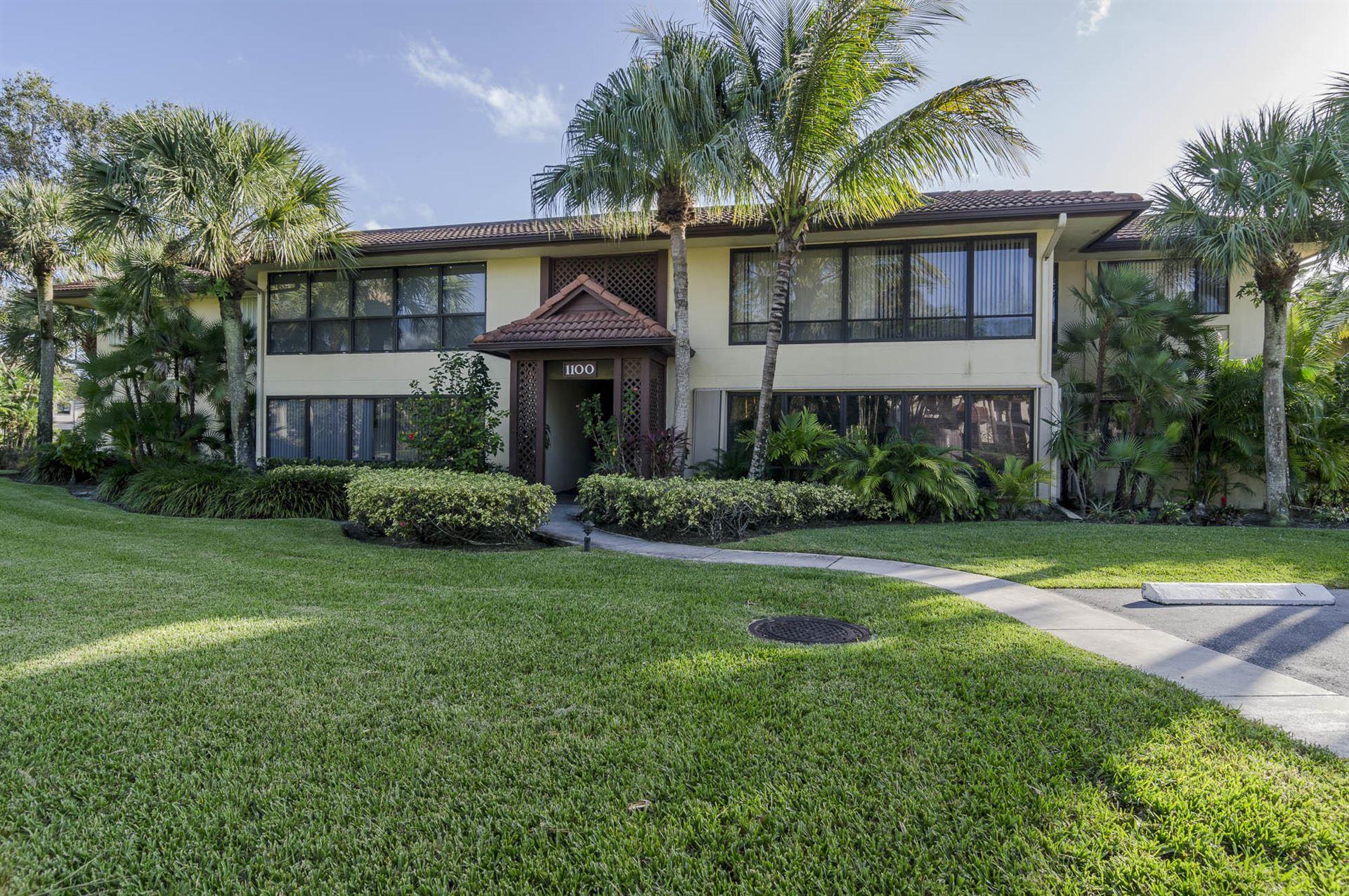 Photo of 1100 Duncan Circle #204, Palm Beach Gardens, FL 33418 (MLS # RX-10674167)