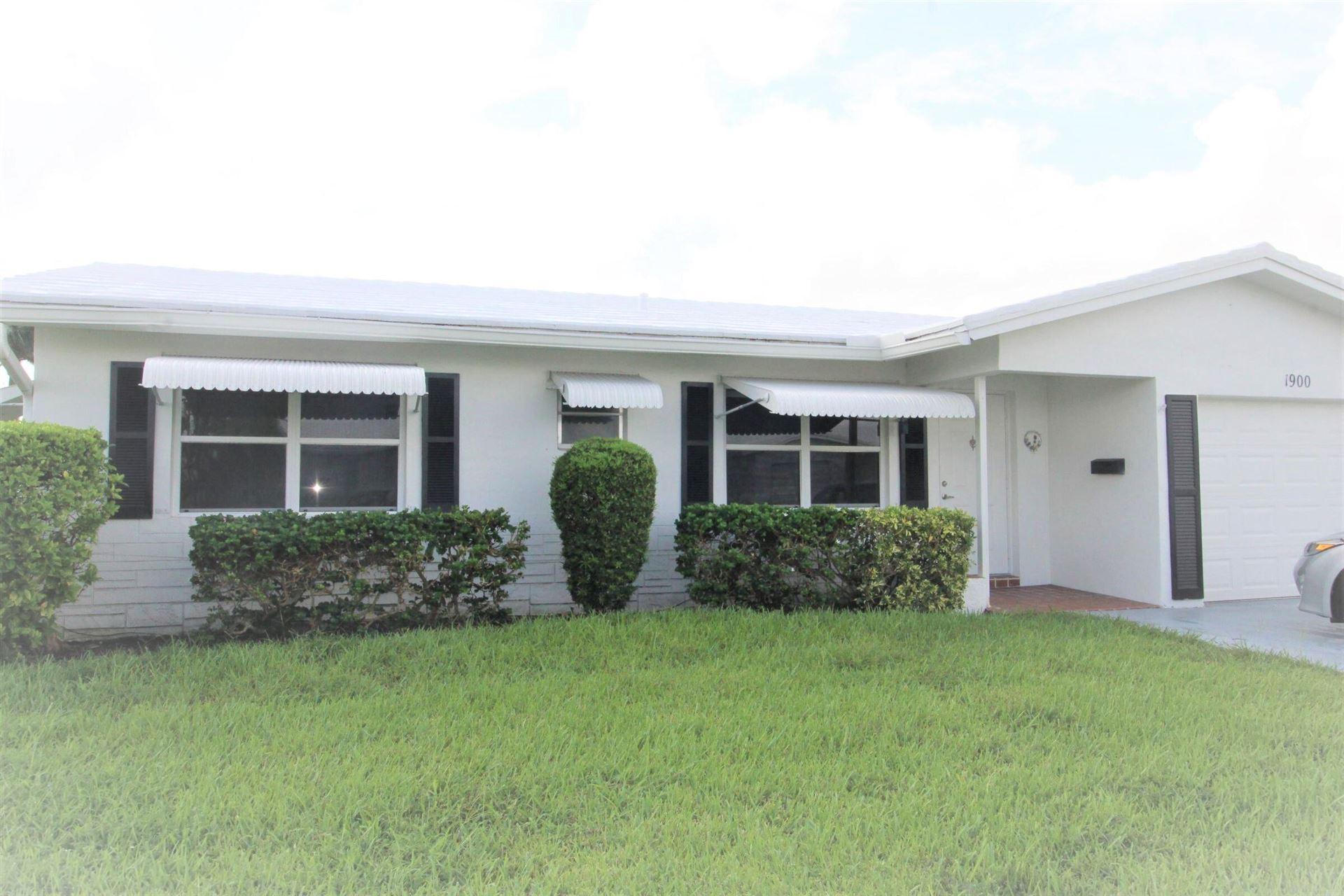 1900 SW 13th Terrace, Boynton Beach, FL 33426 - MLS#: RX-10751167