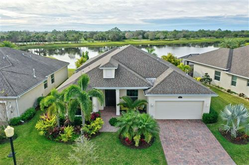 Photo of 10475 SW Waterway Lane, Port Saint Lucie, FL 34987 (MLS # RX-10596168)