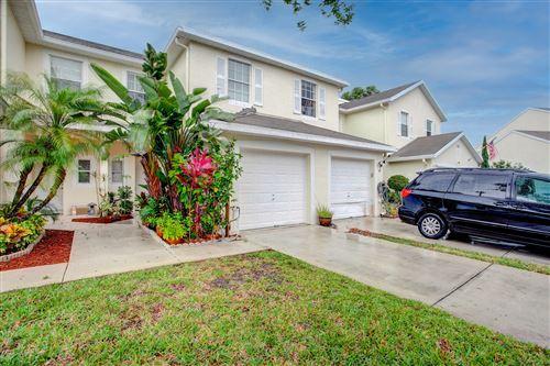 Photo of 224 Foxtail Drive #E, West Palm Beach, FL 33415 (MLS # RX-10707168)