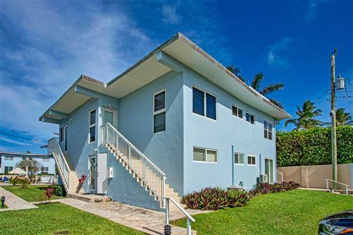 Photo of 5700 Old Ocean Boulevard #W, Ocean Ridge, FL 33435 (MLS # RX-10722168)