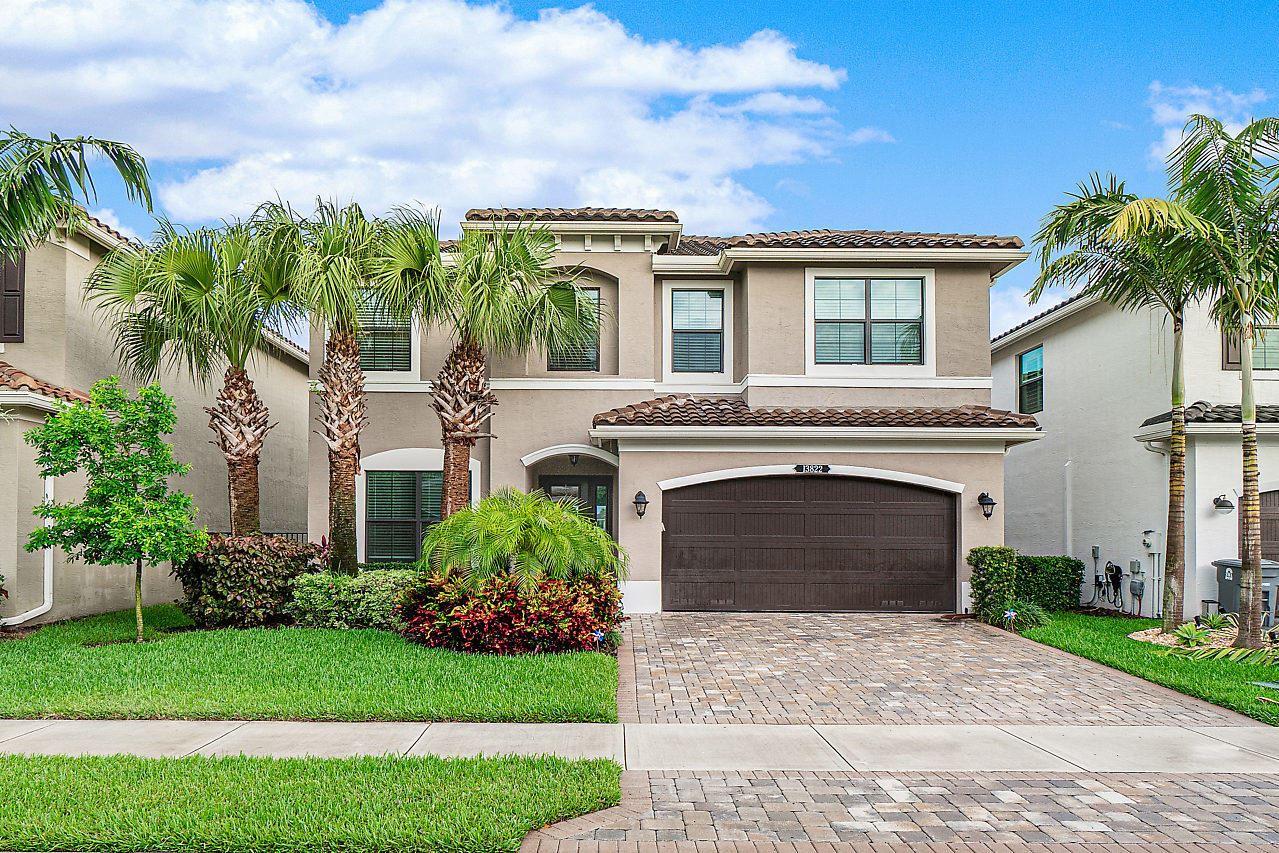 13822 Moss Agate Avenue, Delray Beach, FL 33446 - #: RX-10637168