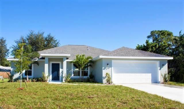 1118 SW Idol Avenue, Port Saint Lucie, FL 34953 - #: RX-10684168