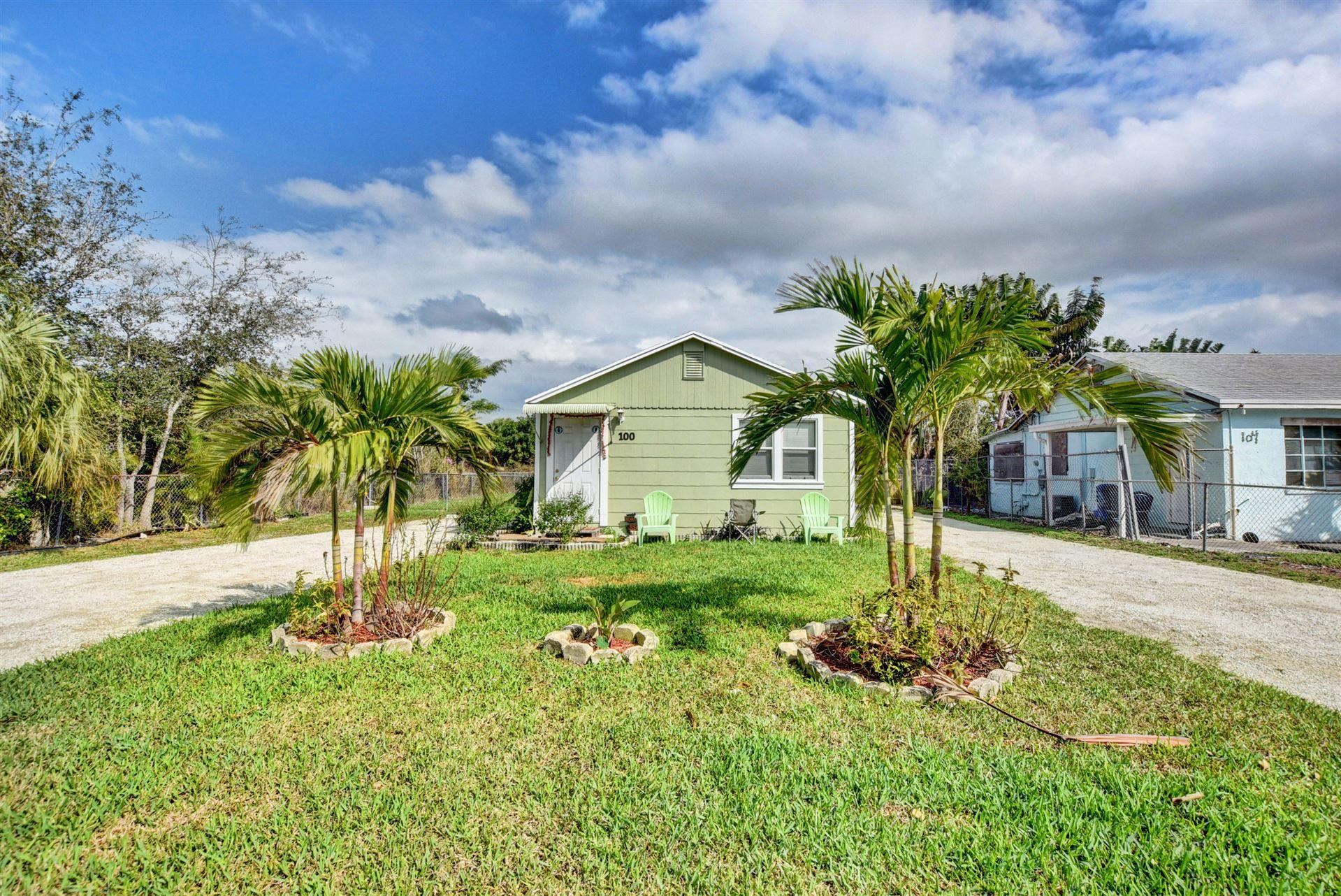 100 Urquhart Street, Lake Worth, FL 33461 - #: RX-10693168
