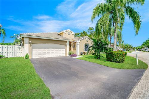 Photo of 5305 NW 54 Street, Coconut Creek, FL 33073 (MLS # RX-10746169)