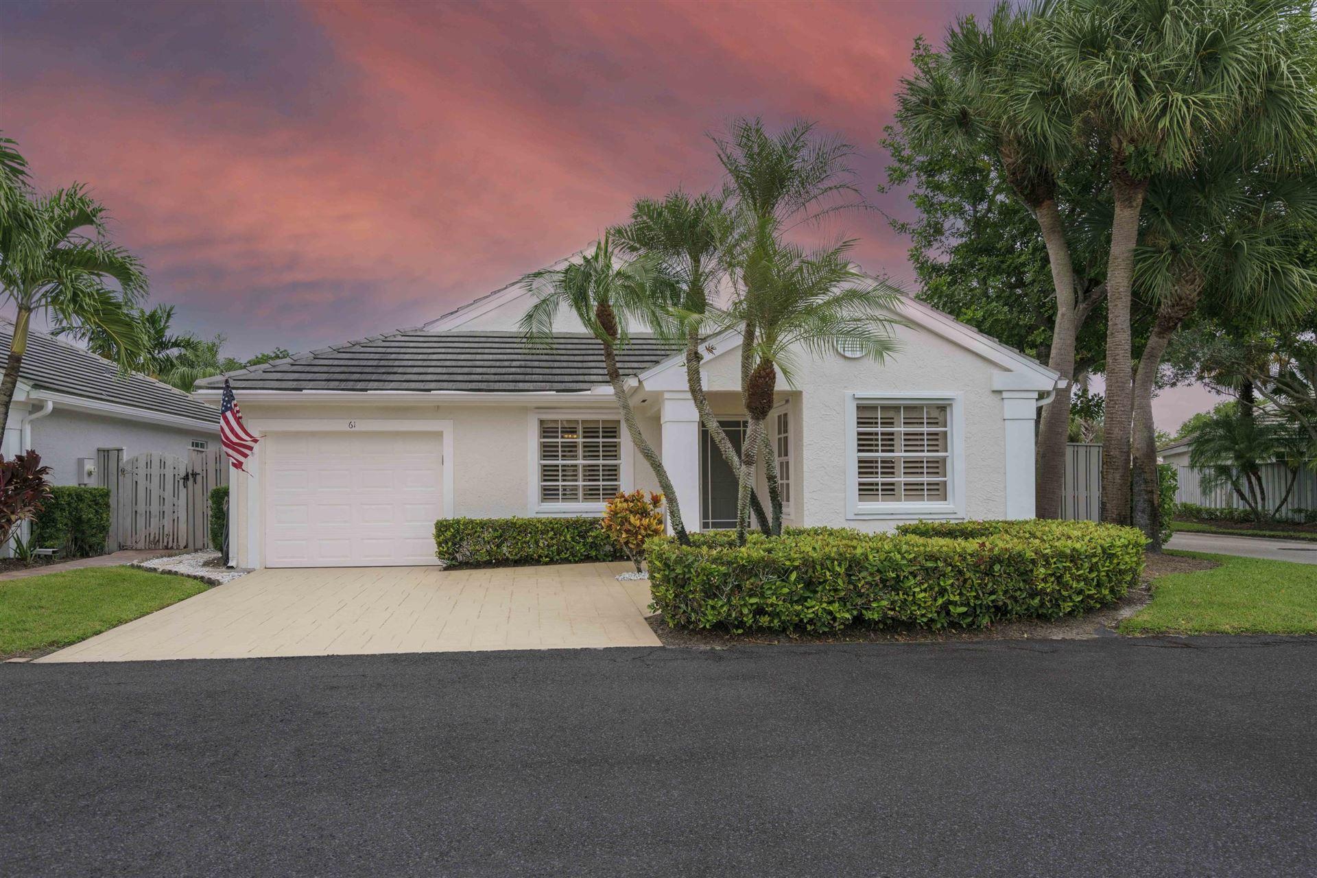 61 Admirals Court, Palm Beach Gardens, FL 33418 - #: RX-10669169