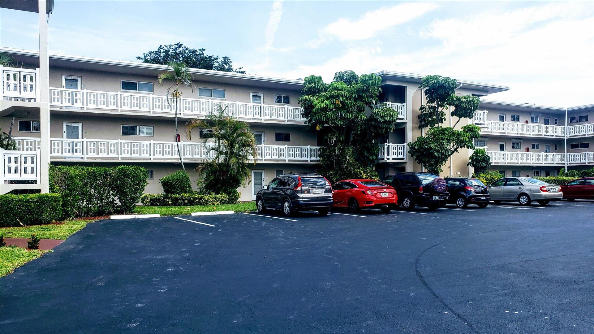 2770 S Garden Drive #107, Lake Worth, FL 33461 - MLS#: RX-10711169