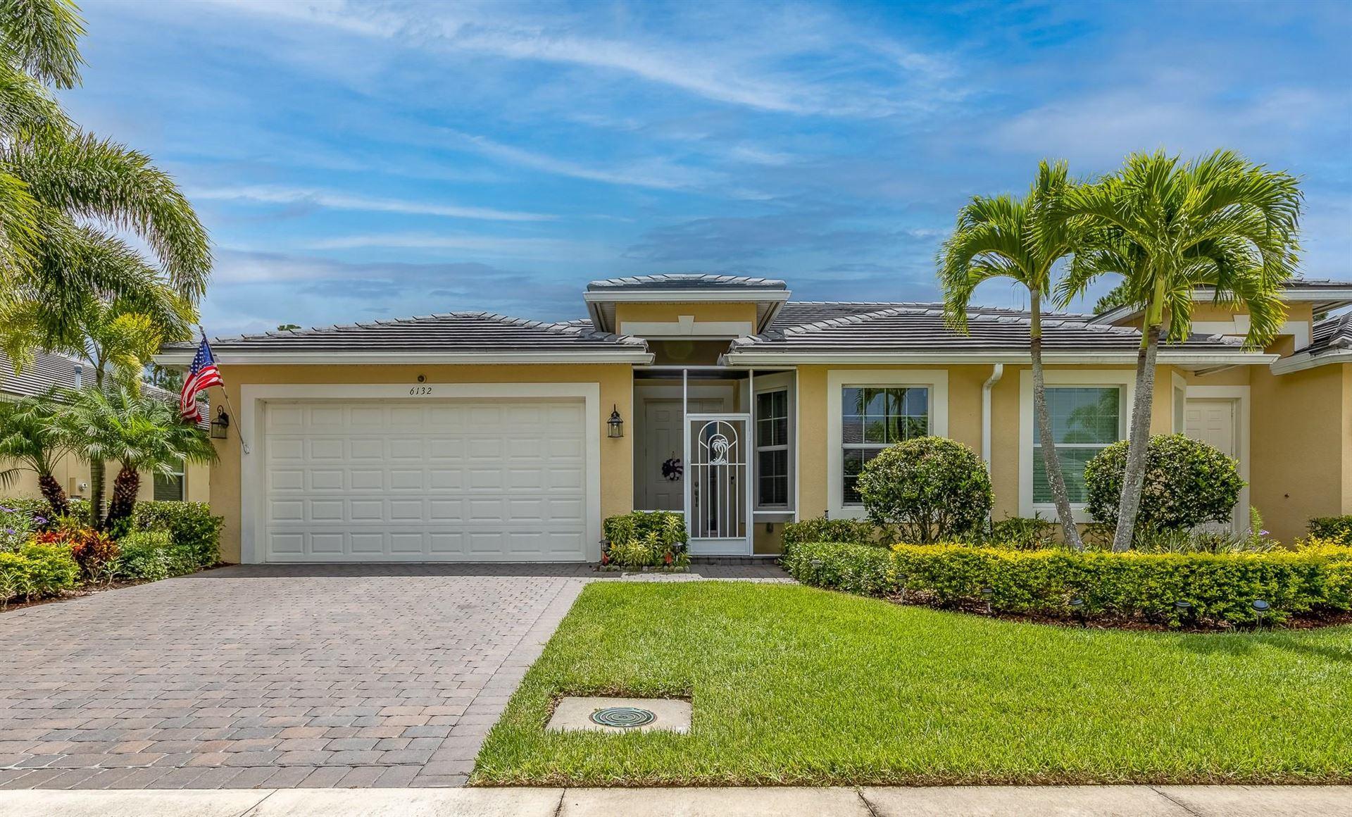 6132 NW Wick Lane, Port Saint Lucie, FL 34983 - #: RX-10734169