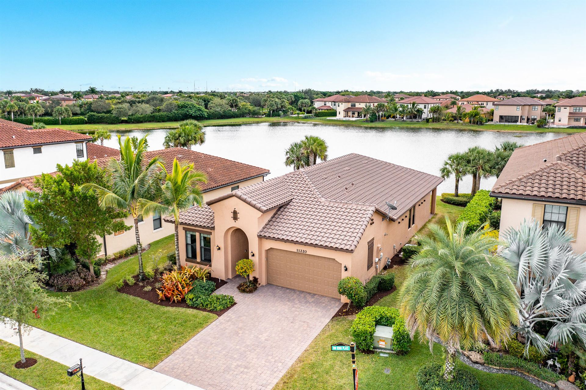 Photo of 11220 NW 82nd Place, Parkland, FL 33076 (MLS # RX-10750169)