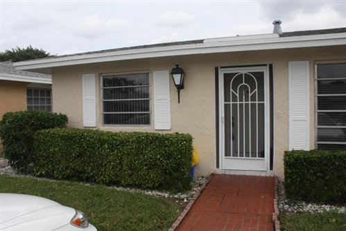 Photo of 13715 Flora Place #A, Delray Beach, FL 33484 (MLS # RX-10585170)