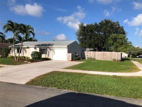 Photo of Listing MLS rx in 8500 Elaine Drive Boynton Beach FL 33472