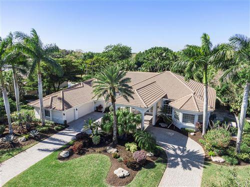 Photo of 7911 E Upper Ridge Drive, Parkland, FL 33067 (MLS # RX-10689170)