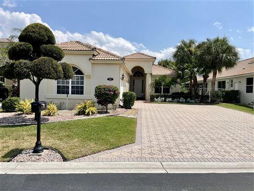 Photo of 9128 Long Lake Palm Drive, Boca Raton, FL 33496 (MLS # RX-10716170)