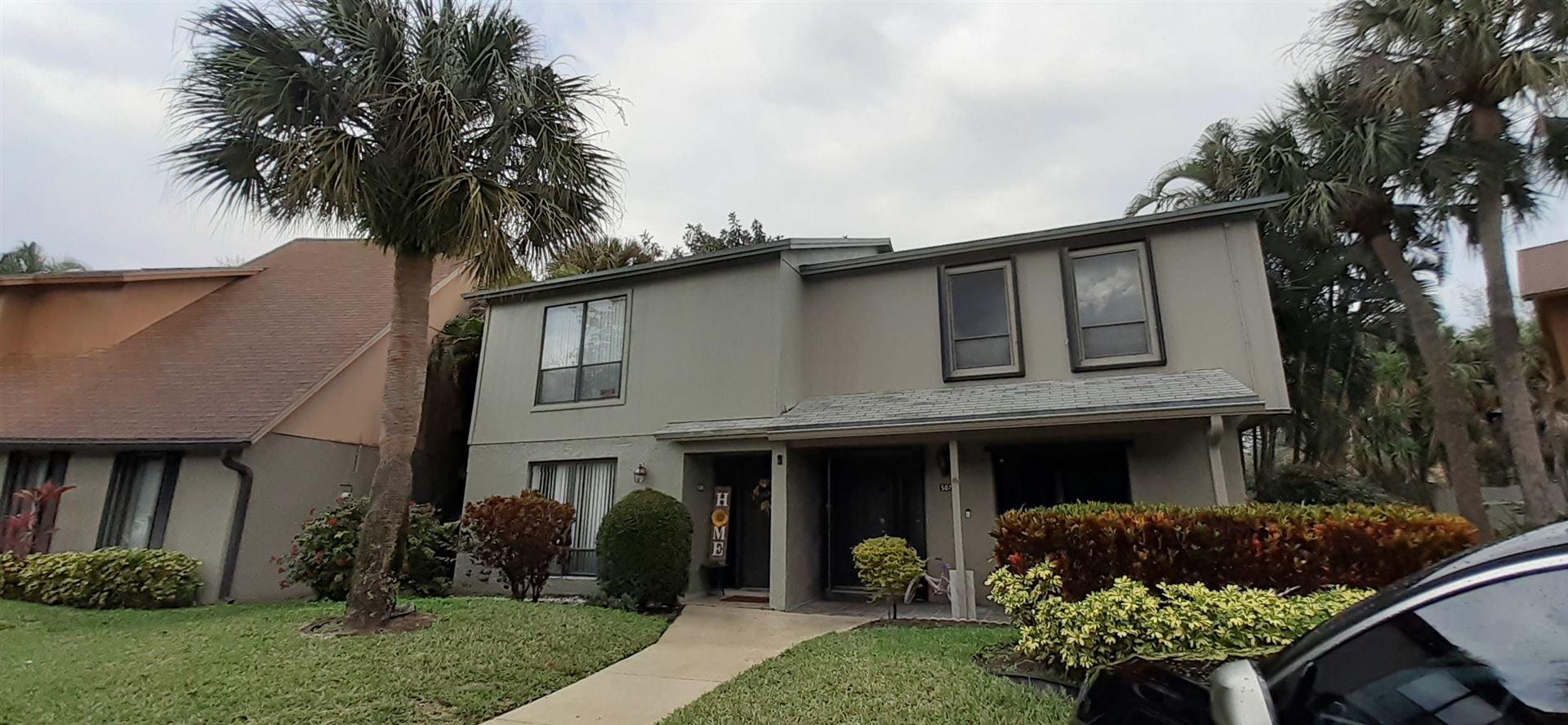 508 Sandtree Drive, Palm Beach Gardens, FL 33403 - MLS#: RX-10694170