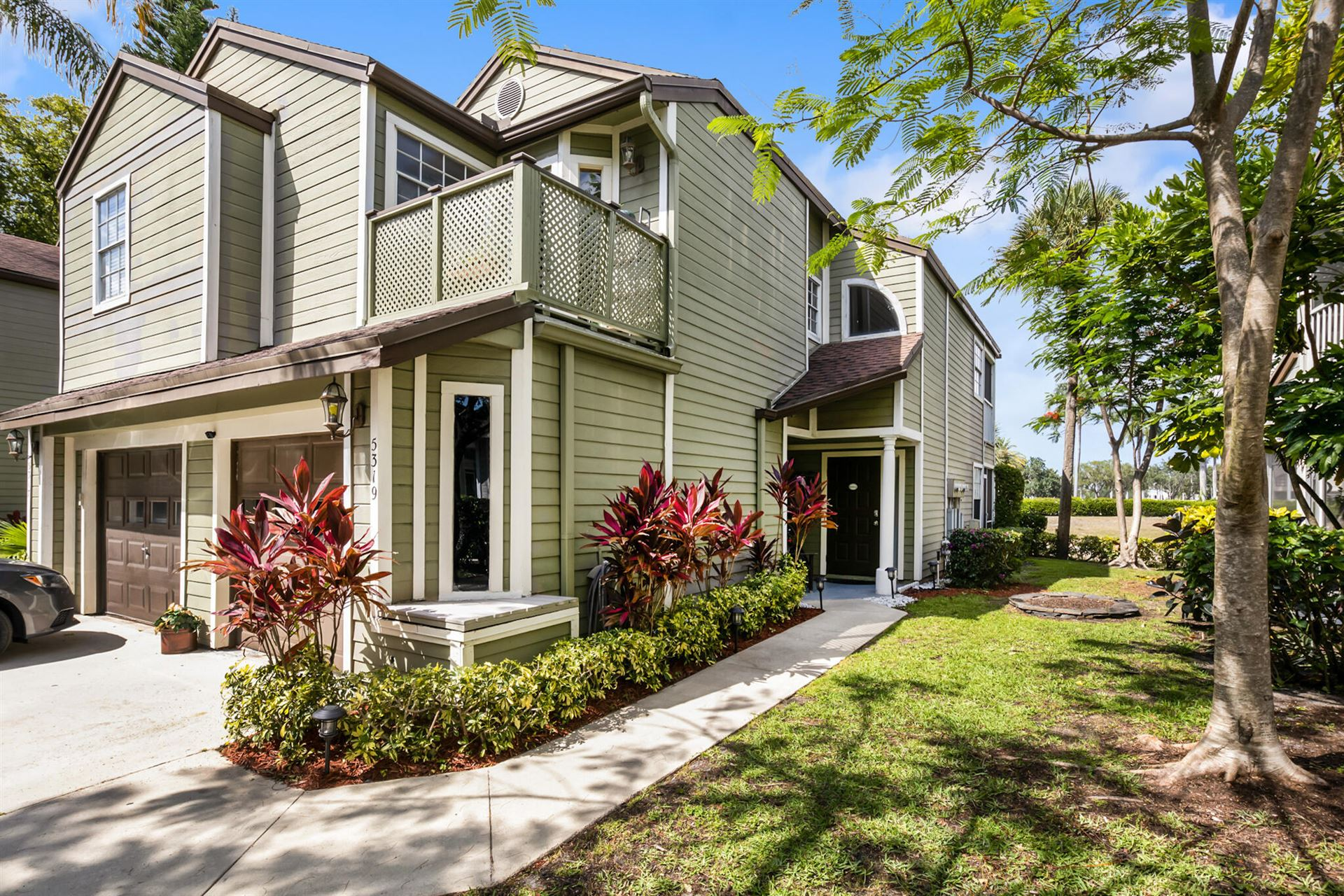 5319 Buckhead Circle #1010, Boca Raton, FL 33486 - #: RX-10720170