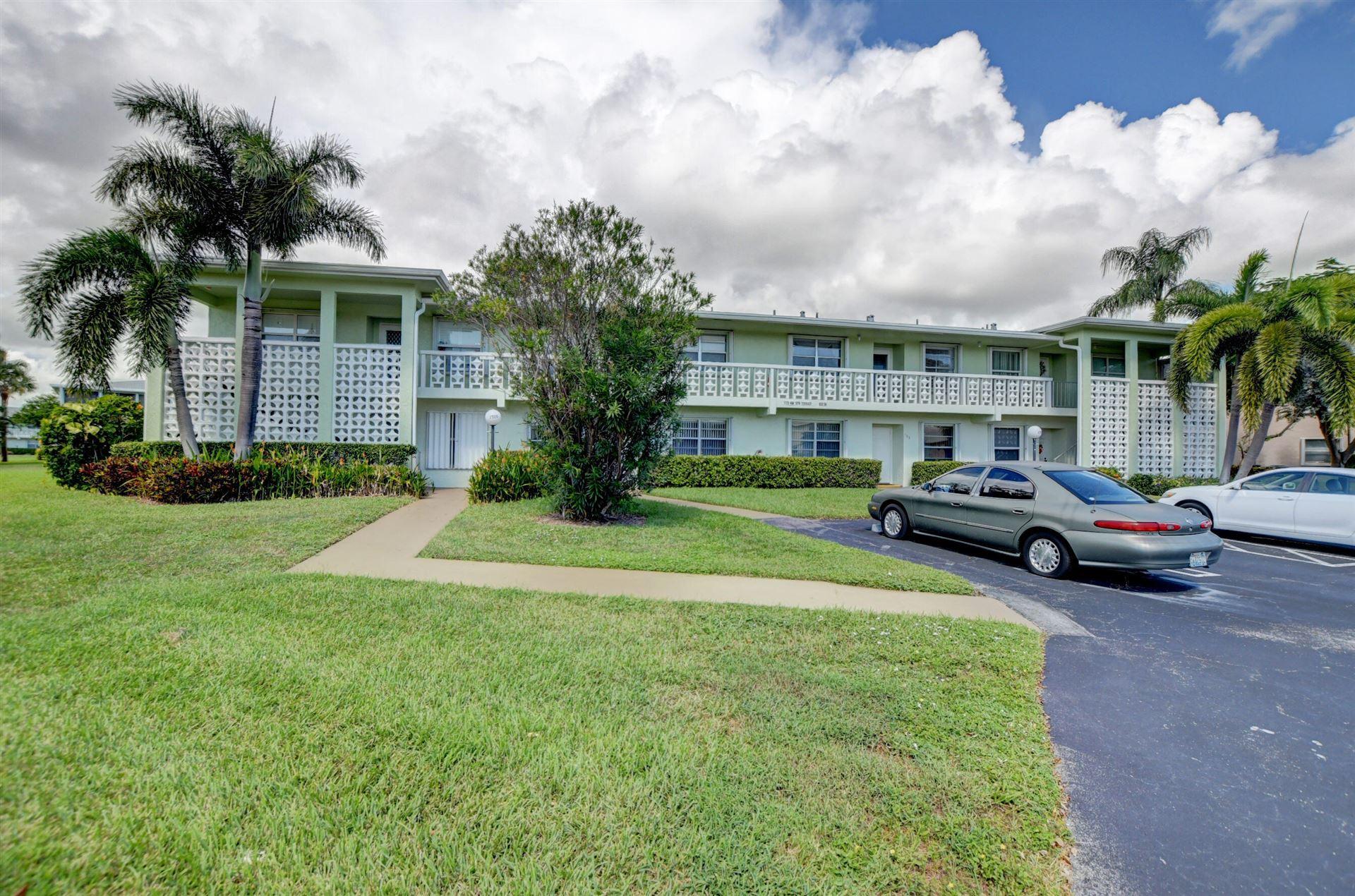 1720 NW 19th Terrace #204, Delray Beach, FL 33445 - #: RX-10752170