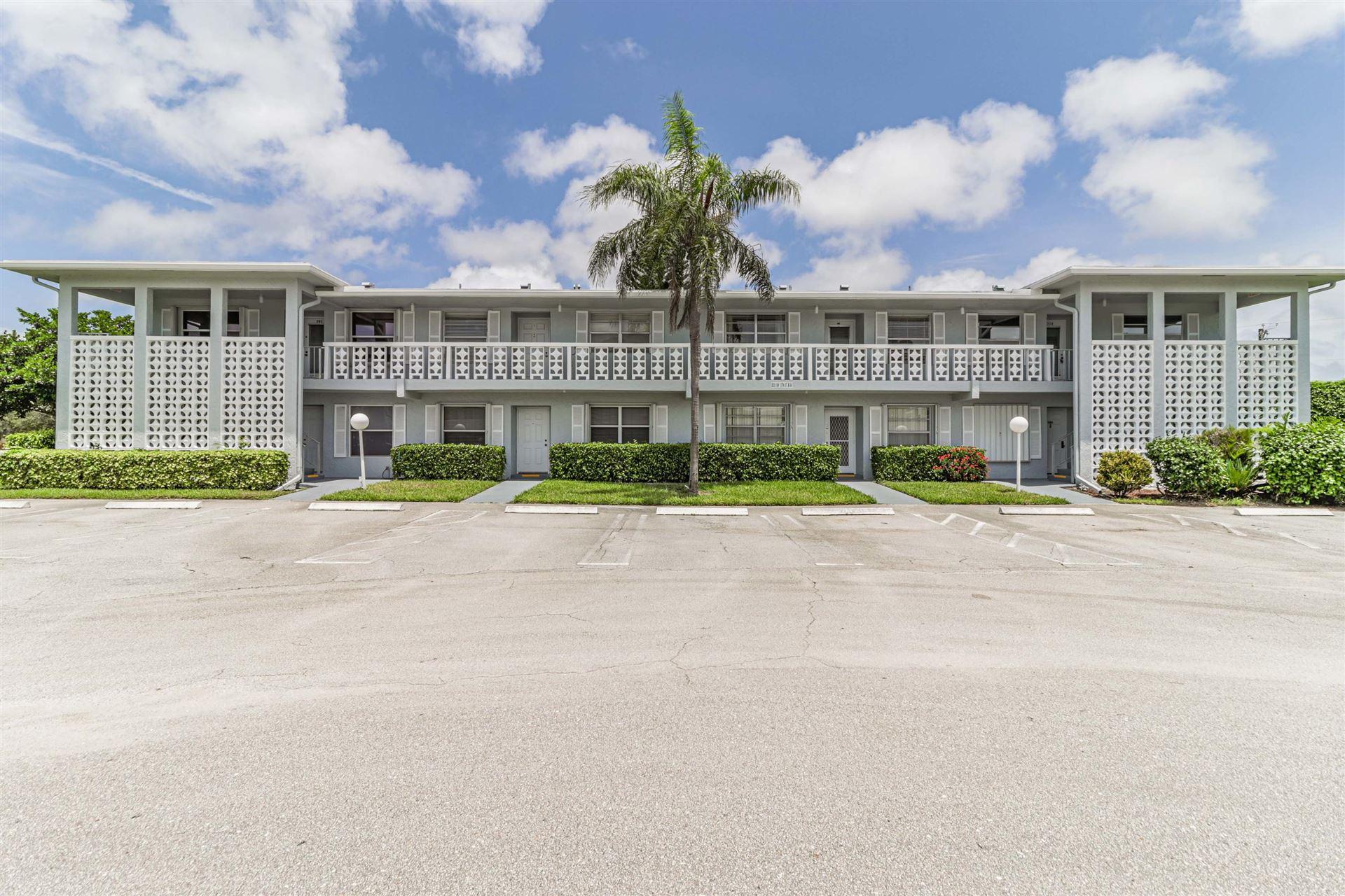 2835 SW 13th Street #204, Delray Beach, FL 33445 - MLS#: RX-10712171