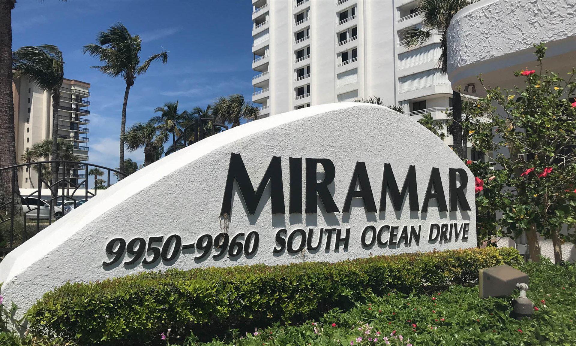 9960 S Ocean Drive #402, Jensen Beach, FL 34957 - #: RX-10723171