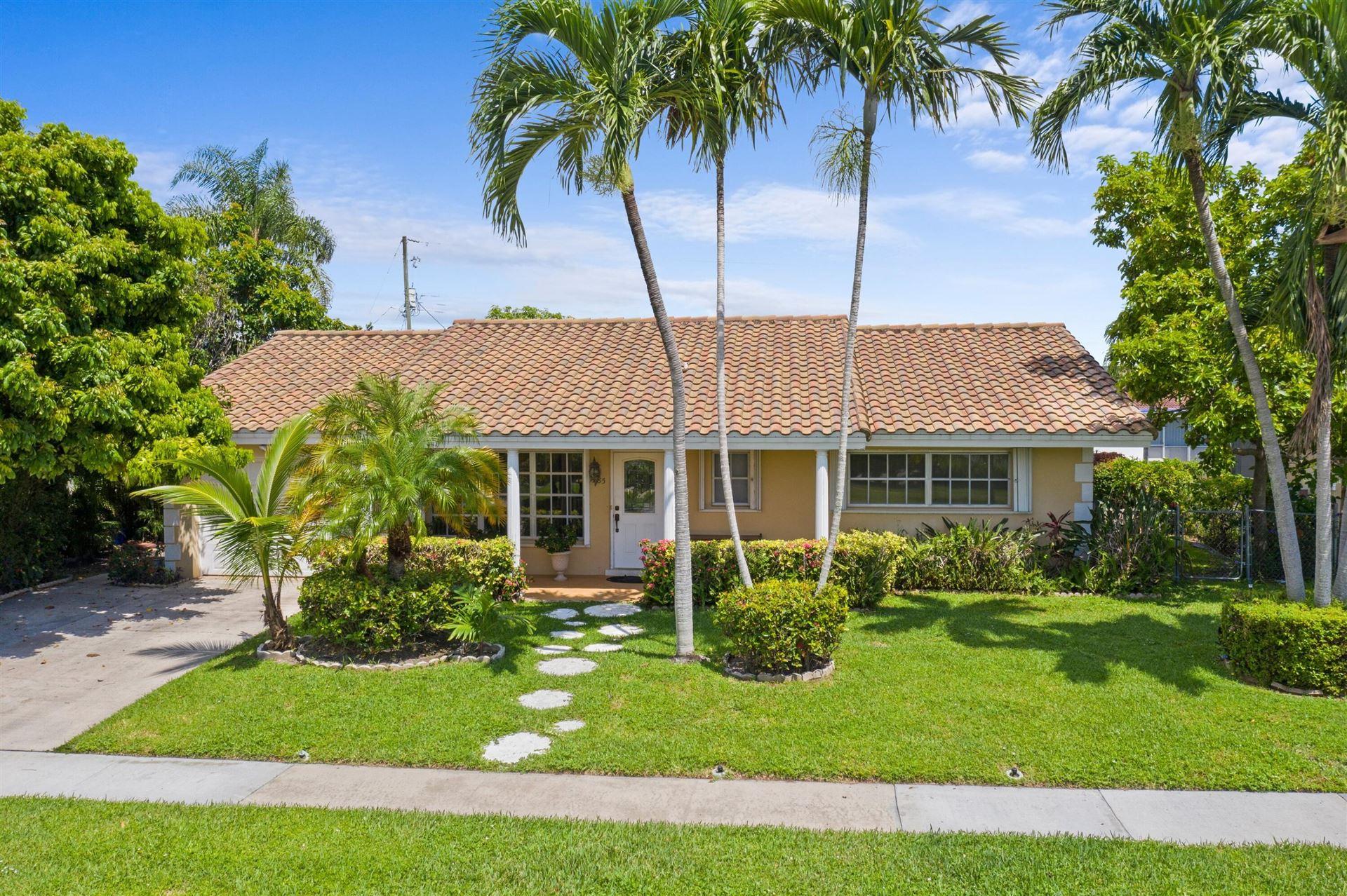 1385 NW 6th Street, Boca Raton, FL 33486 - #: RX-10745171