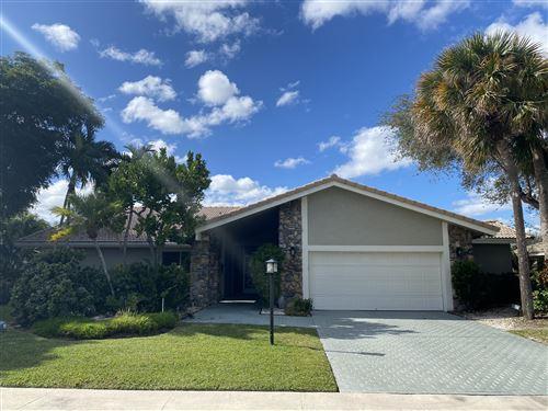 Photo of 16607 Ironwood Drive, Delray Beach, FL 33445 (MLS # RX-10681172)
