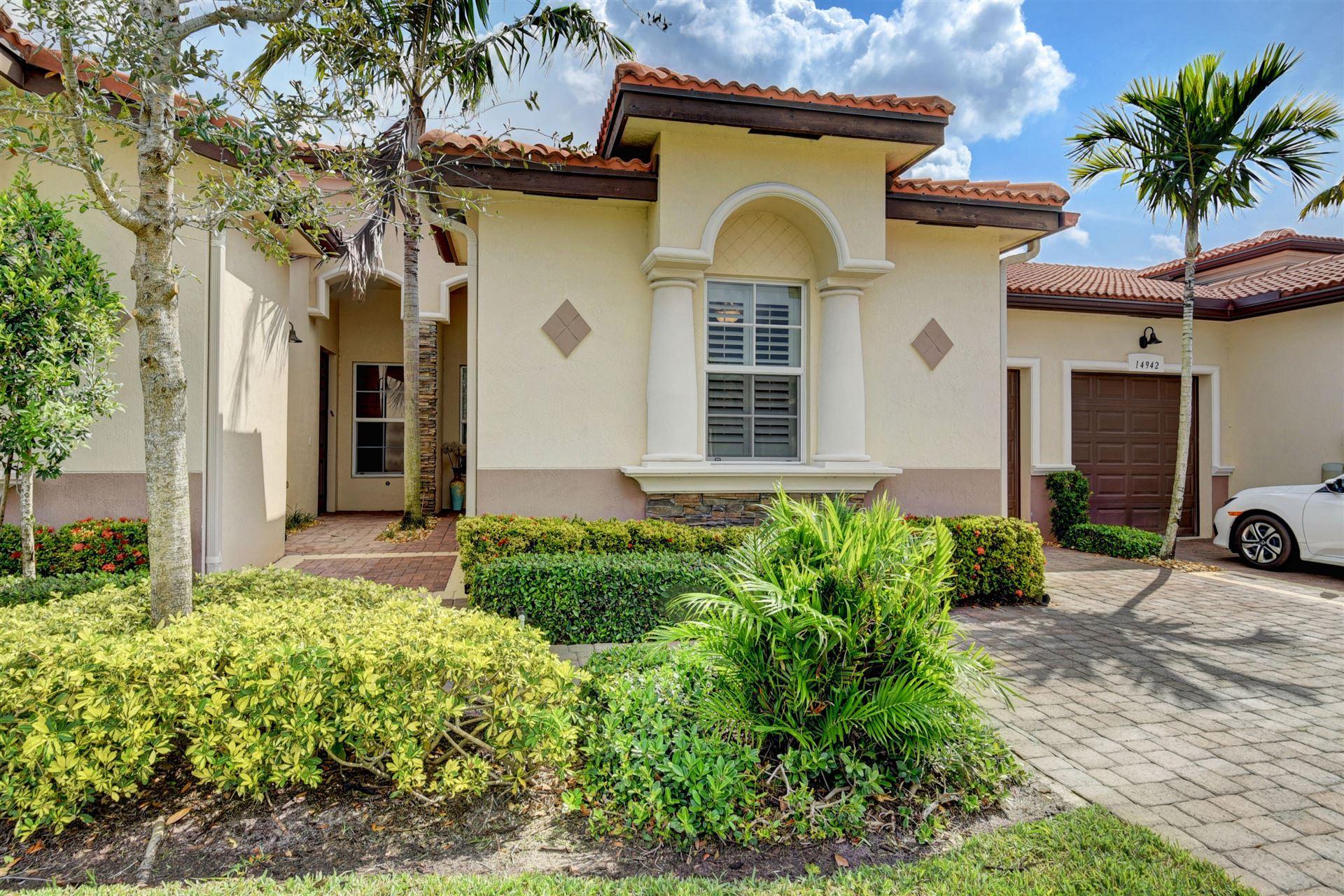 14938 Barletta Way, Delray Beach, FL 33446 - #: RX-10606172