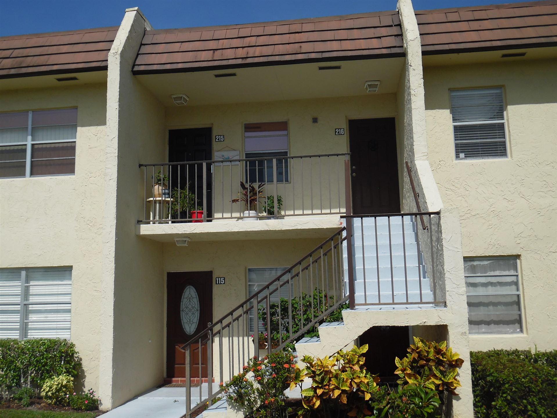 110 Lake Meryl Drive #215, West Palm Beach, FL 33411 - #: RX-10637172