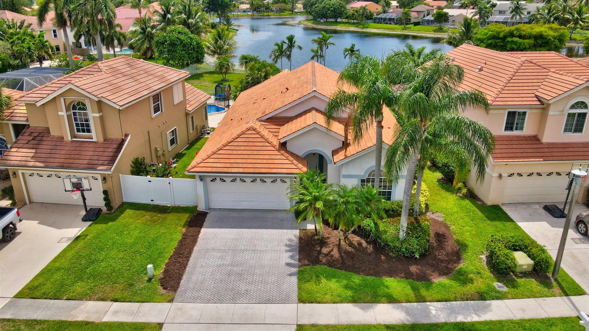 7540 Oakboro Drive, Lake Worth, FL 33467 - MLS#: RX-10713172
