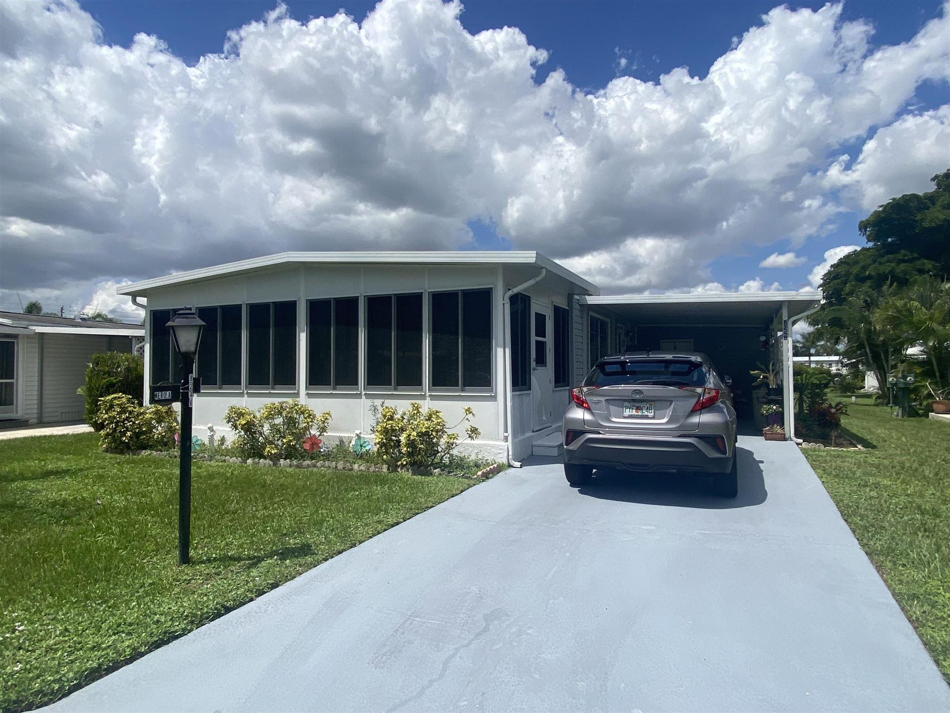 8248 E Club Road, Boca Raton, FL 33433 - #: RX-10739172