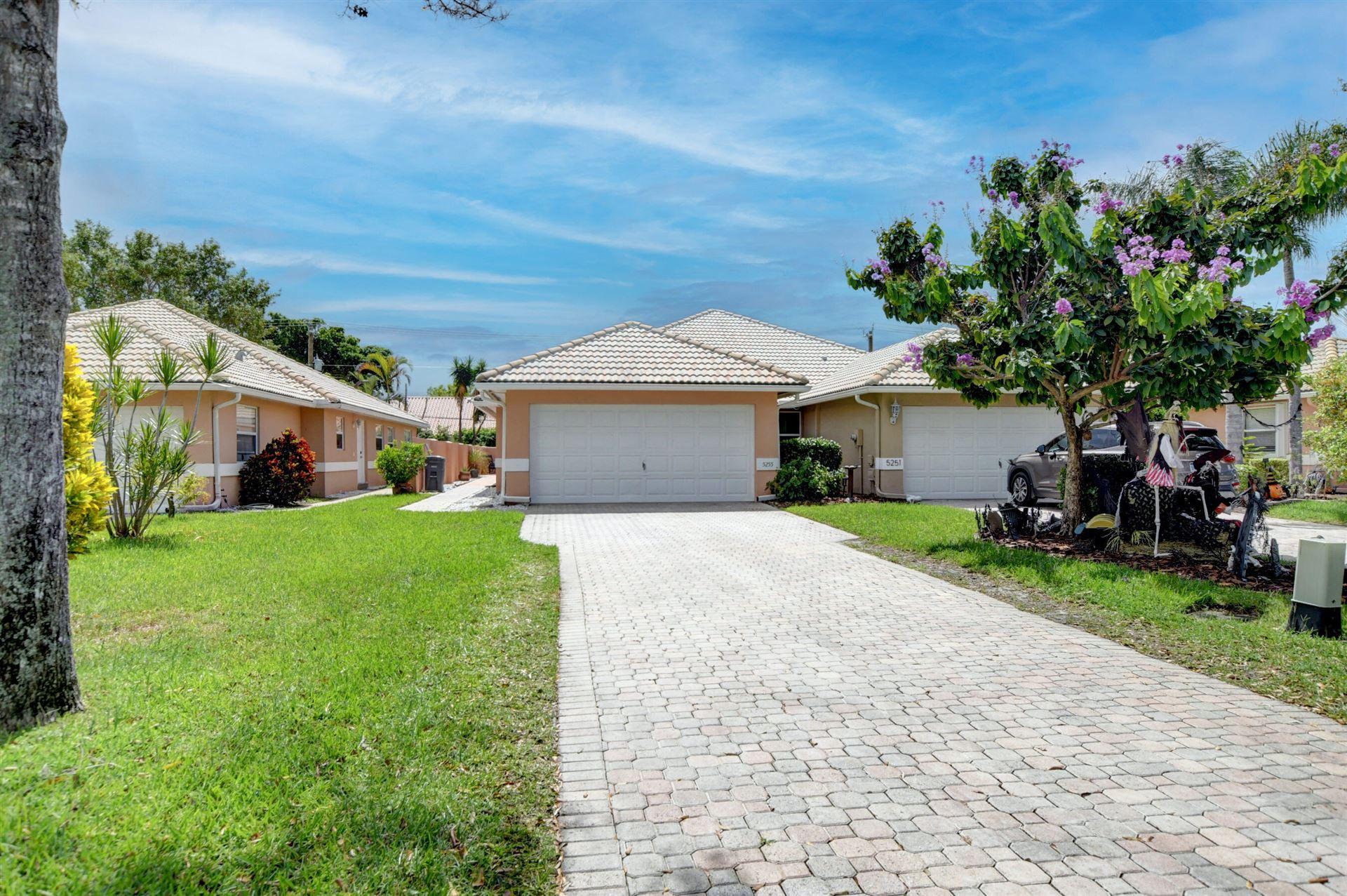 5255 Grande Palm Circle, Delray Beach, FL 33484 - MLS#: RX-10750172