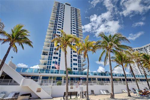 Photo of 1360 S Ocean Boulevard #2703, Pompano Beach, FL 33062 (MLS # RX-10627173)