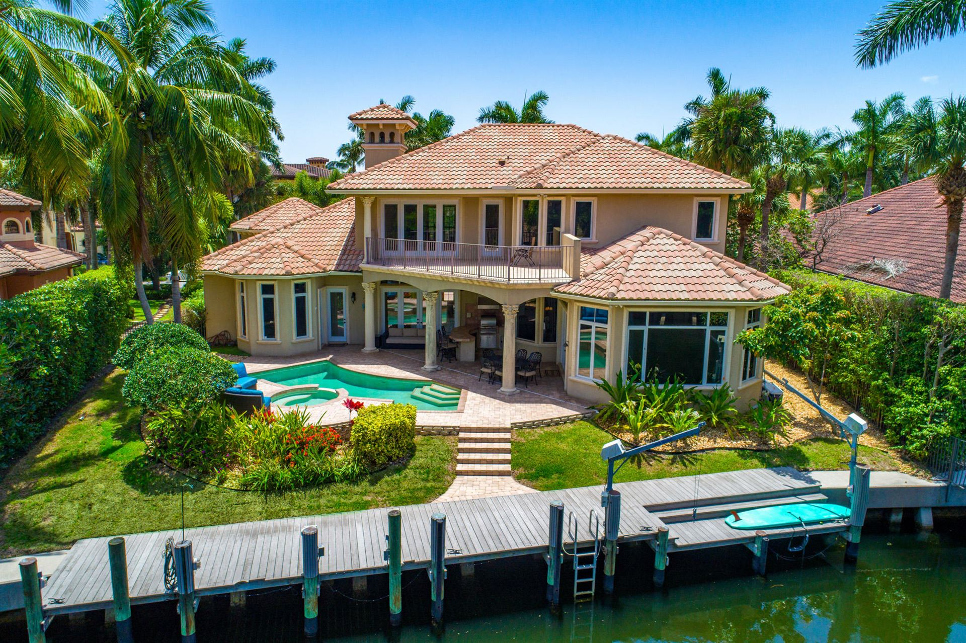 797 Harbour Isles Place, North Palm Beach, FL 33410 - #: RX-10573173