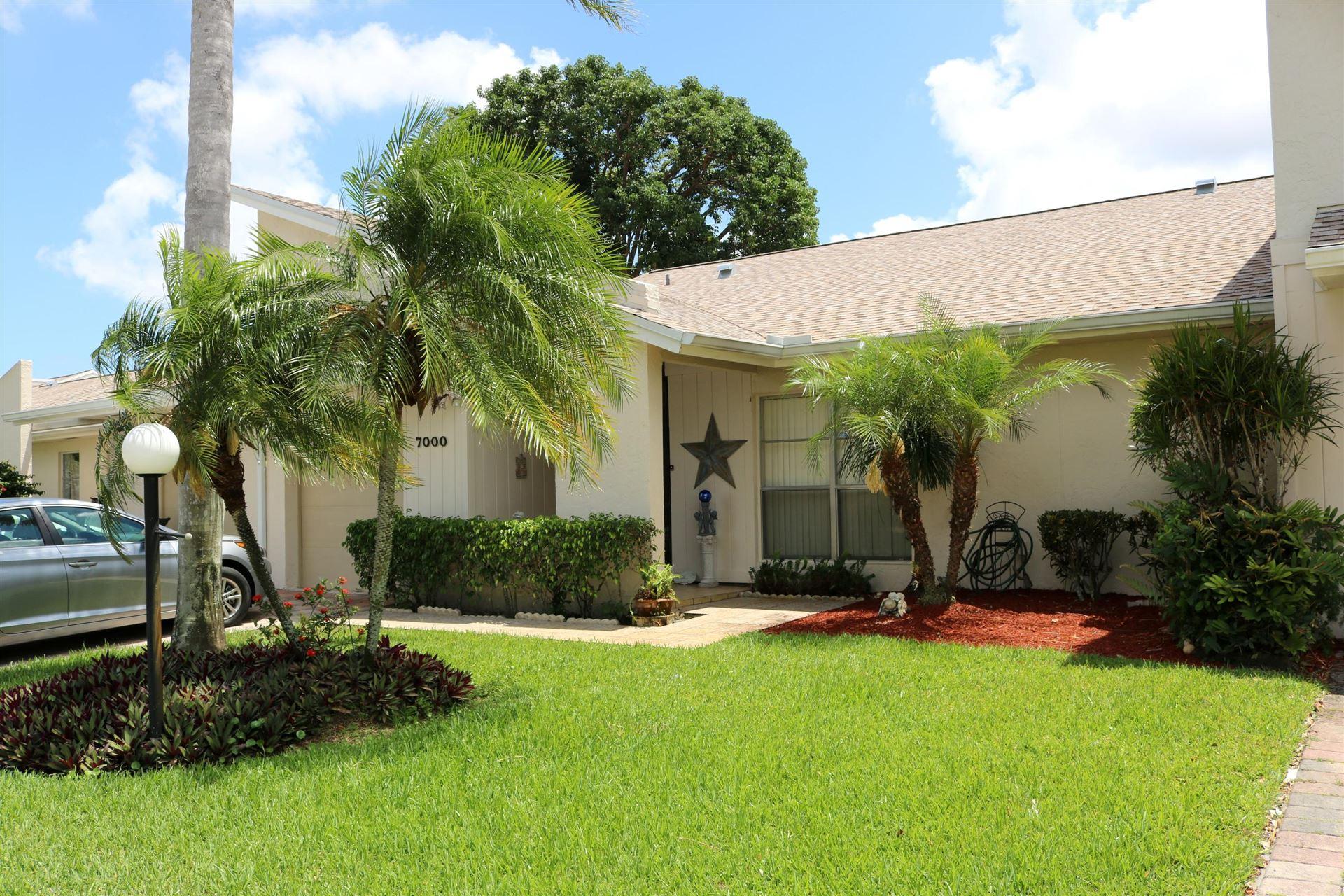 7000 Peony Place, Lake Worth, FL 33467 - MLS#: RX-10712173