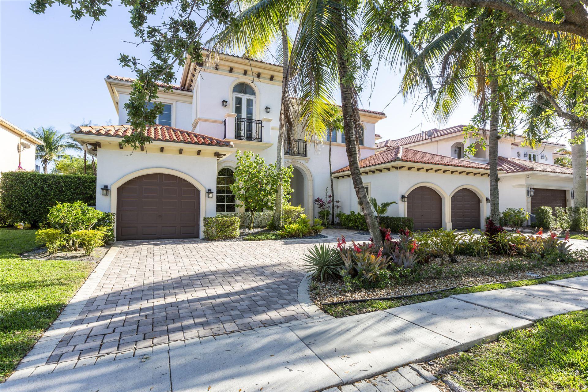 17706 Middlebrook Way, Boca Raton, FL 33496 - MLS#: RX-10718173
