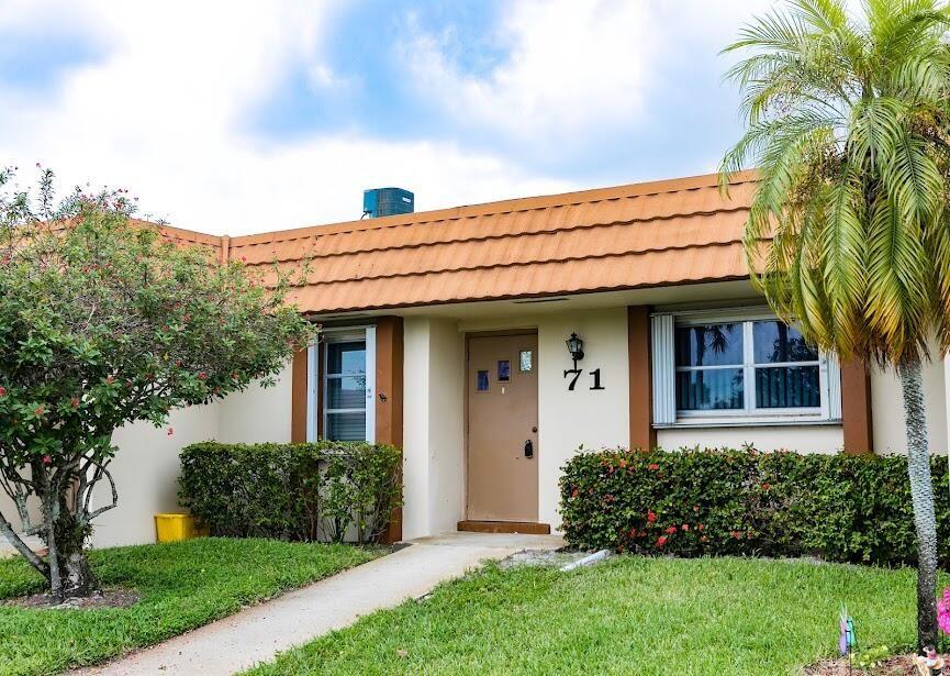 5780 Fernley Drive W #71, West Palm Beach, FL 33415 - MLS#: RX-10743173