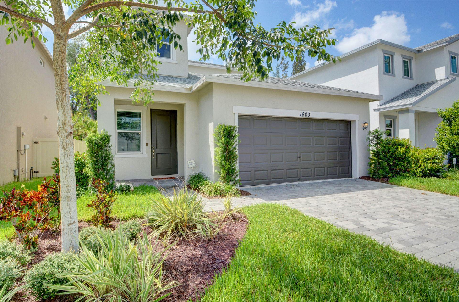 1803 Lake Cove Drive, Lake Worth, FL 33460 - #: RX-10745173